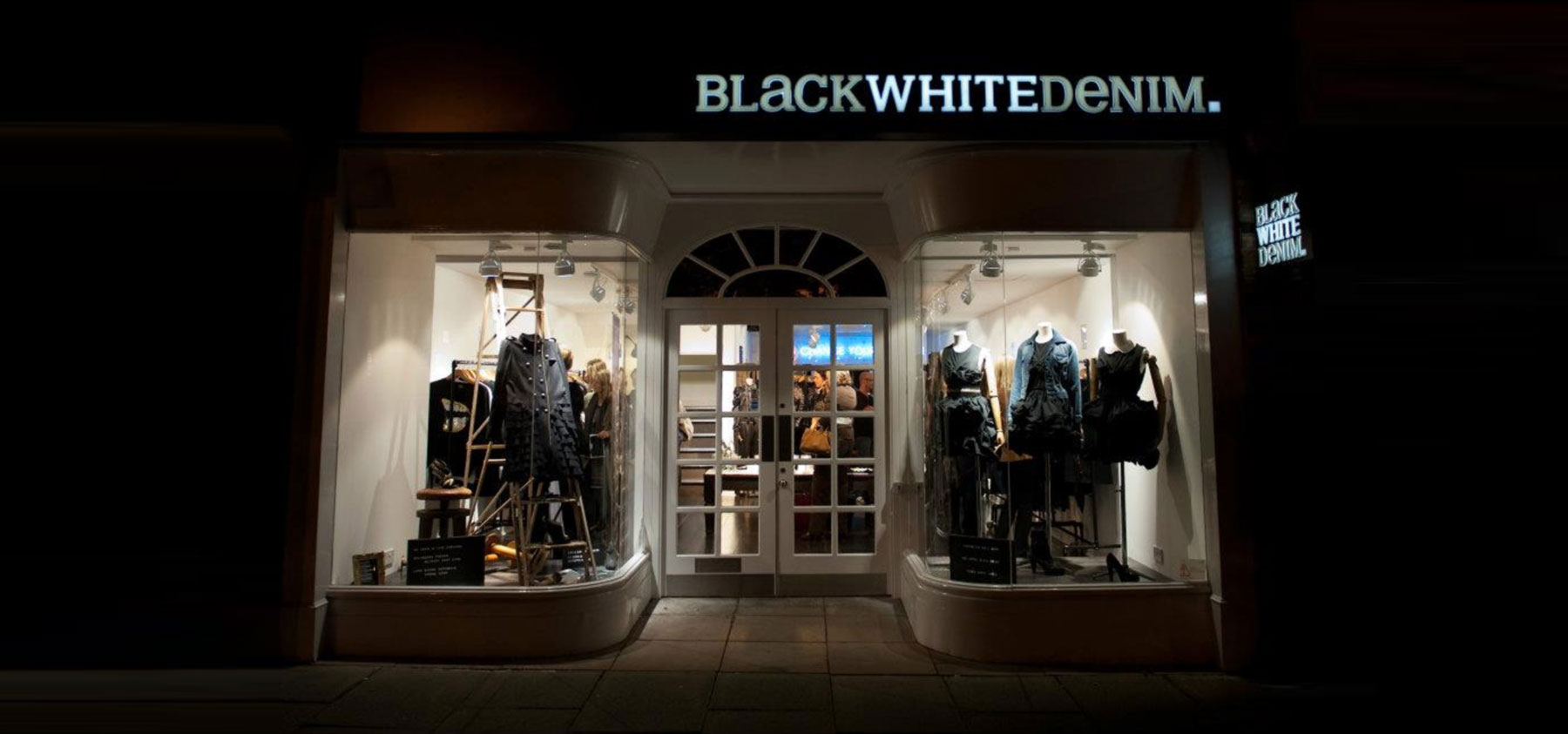 Black White Denim announced as Womenswear Independent of the Year 2018