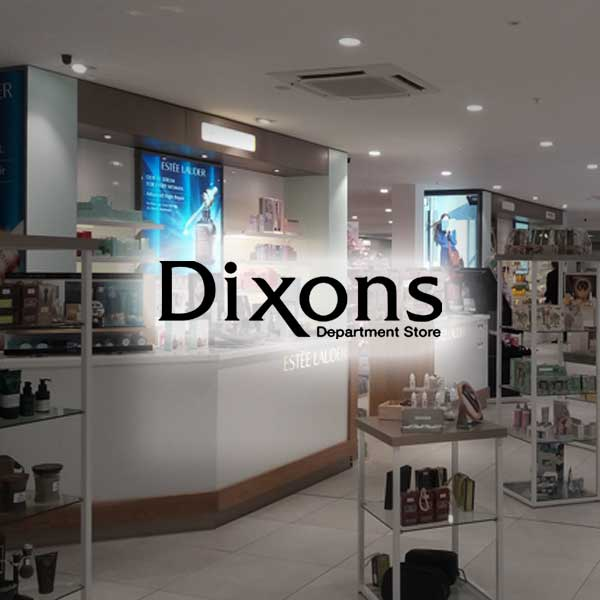Dixons Department Store Choose The Box POS350