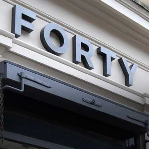 DJ Harry Miller and Forty Clothing Appoint Touchretail