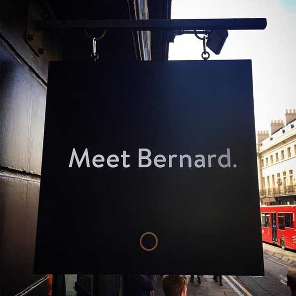 Greenwich based fashion retailer 'Meet Bernard' begin retail modernisation with Touchretail