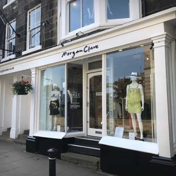 Yorkshire's premier retailer Morgan Clare install new customer-centric retail solution