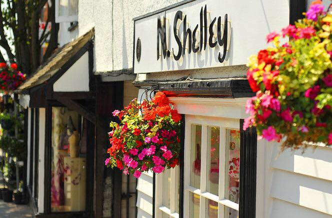 Award winning ladieswear boutique N.Shelley choose TRIMS integrated with Shopify