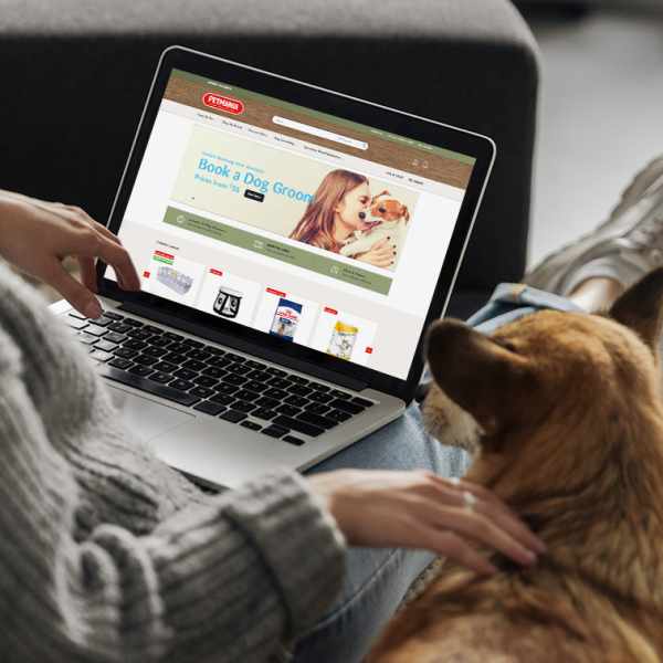 Ecommerce Exceeding Expectations for Petmania