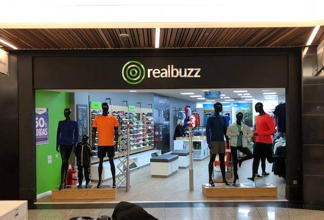 realbuzz install Touchretail EPOS in new Ealing store