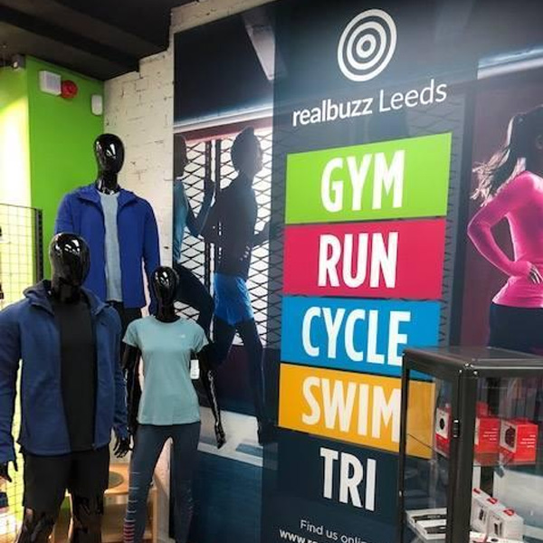 Realbuzz open 16th store - Leeds