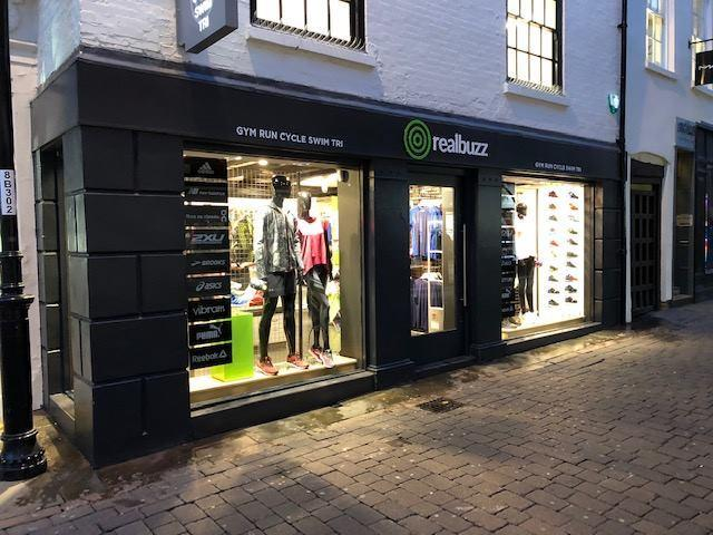 Realbuzz open 15th store on the TRIMS Sports Retail Platform