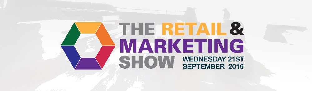 See Touchretail in action at The Retail and Marketing Show 2016