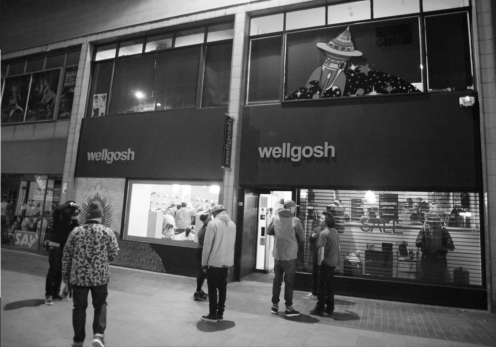 Wellgosh Leicester choose TRIMS integrated with Magento