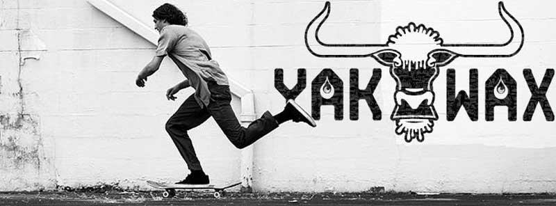 Leading UK Stockist of Surf, Skate and Streetwear Brands, Yakwax, on board with Touchretail