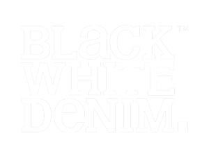Black White Denim