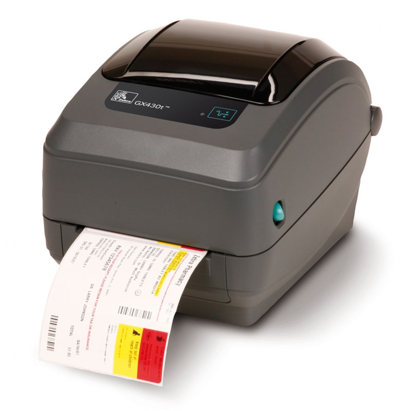 TRIMS Barcode Label Printing and your available options
